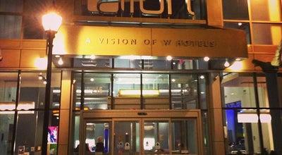 Photo of Hotel Aloft New York Brooklyn at 216 Duffield Street, Brooklyn, NY 11201, United States