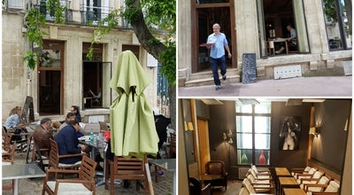 Photo of Restaurant Cafe Latitude at 1 Rue Sainte-croix, Montpellier 34000, France