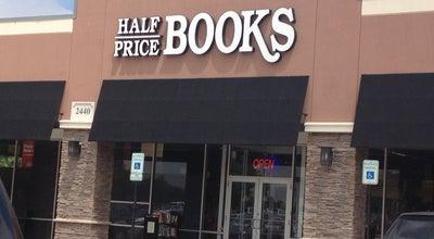 Photo of Bookstore Half Price Books, Records & Magazines at 2440 Preston Rd, Plano, TX 75093, United States