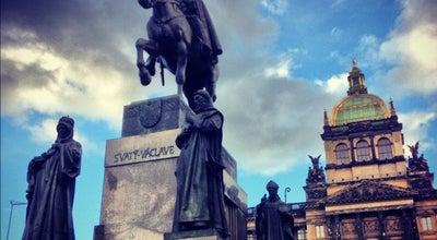 Photo of Outdoor Sculpture Socha svatého Václava | Saint Wenceslas statue at Václavské Nám., Praha 110 00, Czech Republic