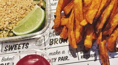 Photo of Vegetarian / Vegan Restaurant by CHLOE. at 240 Lafayette St, New York, NY 10012, United States