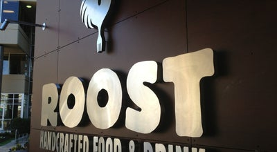 Photo of American Restaurant Roost at 220 N Main St, Greenville, SC 29601, United States