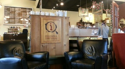 Photo of Cafe Insomnia Coffee Company at 2348 Nw Amberbrook Dr, Beaverton, OR 97006, United States