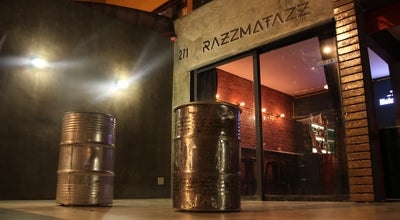Photo of Gastropub Razzmatazz Bar at Rua Wisard 271, Sao Paulo 05434-080, Brazil