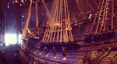 Photo of History Museum Vasa Museum at Galärvarvsvägen 14, Stockholm 115 21, Sweden