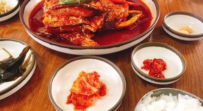 Photo of Korean Restaurant 맛나식당 at 성산읍 동류암로 43, 서귀포시, South Korea