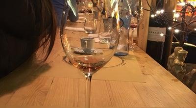 Photo of Modern European Restaurant By The Wine at Rua Das Flores 41-43, Lisbon 1200-193, Portugal