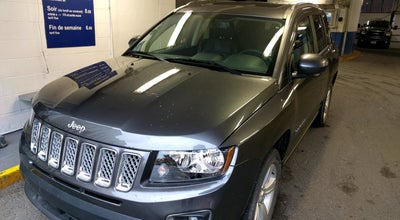 Photo of Rental Car Location Avis Car Rental at 1225 Metcalfe Street, Montreal, PQ H3B 2V5, Canada