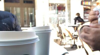 Photo of Coffee Shop Starbucks at Schadowstr. 11, Düsseldorf 40212, Germany