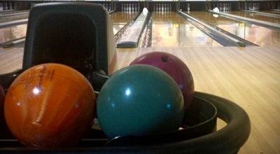 Photo of Bowling Alley Planet Bowl at 5555 Eglinton Ave. E, Etobicoke, ON M9C 5M1, Canada