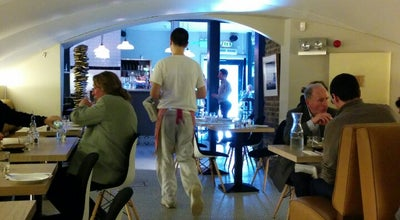 Photo of Italian Restaurant Osteria Lucio at Clanwilliam Terrace, Dublin D2, Ireland