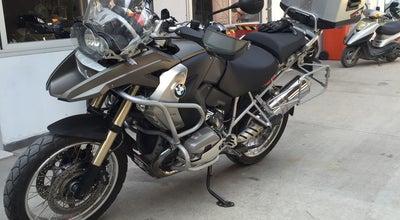 Photo of Motorcycle Shop Eypbike at K. Dirik Mah. Üniversite Cad, İzmir, Turkey