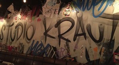 Photo of Restaurant Studio Kraut - Bohemian Bar & Kitchen at 160 8th Avenue, New York City, NY 10011, United States
