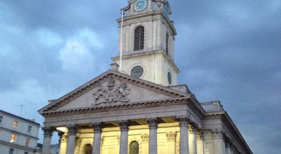 Photo of Church St Martin-in-the-Fields at London WC2N 4JJ, United Kingdom