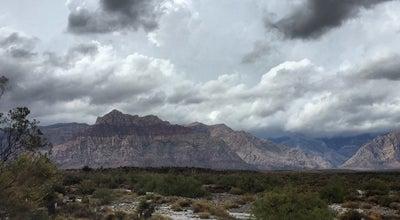 Photo of Rock Climbing Spot Red Rock National Park at las vegas, NV, United States