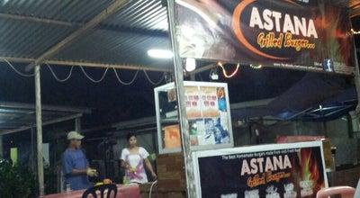 Photo of Burger Joint Astana Grilled Burger at 136, Jln Layang-layang, Kpg Malaysia Jaya,, Kuching 93050, Malaysia