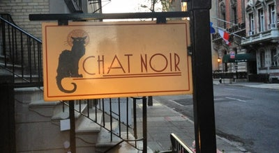 Photo of French Restaurant Chat Noir at 22 E 66th St, New York, NY 10065, United States