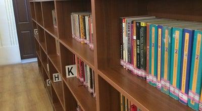 Photo of Library İl Halk Kütüphanesi at Hacı Hasanlı Mh., Aksaray 68100, Turkey