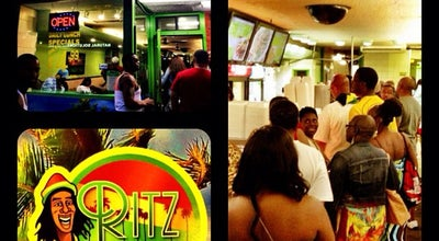 Photo of Caribbean Restaurant Ritz Caribbean Foods at 211 Yonge Street, Toronto, On M5V, Canada