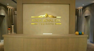 Photo of Spa Royal Spa at Rixos Premium Tekirova, Antalya, Turkey
