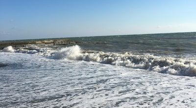 Photo of Beach Пляж Radisson SAS Lazurnaya at Курортный Просп., 103, Сочи 354024, Russia