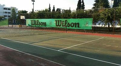 Photo of Tennis Court Tennis Chalandriou at Χαλάνδρι, Greece