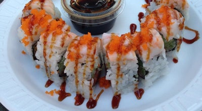 Photo of Sushi Restaurant Sushi Cafe at Prividence Pl. Mall, Providence, RI 02908, United States