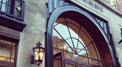 Photo of Clothing Store Burberry at 121 Regent St., London W1B 4TB, United Kingdom