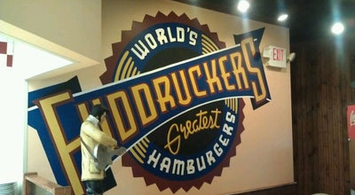 Photo of American Restaurant Fuddruckers at 3136 E Us Highway 14, Janesville, WI 53546, United States