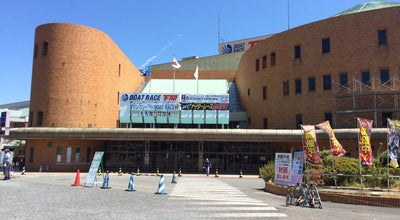 Photo of Racetrack ボートレース下関 at 長府松小田東町1-1, 下関市, Japan