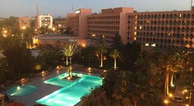 Photo of Hotel Atlas Medina & Spa at Ave Hassan 1er, Marrakech 40000, Morocco