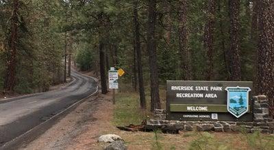 Photo of Park Riverside State Park at 4427 N Aubrey L White Pkwy, Spokane, WA 99205, United States