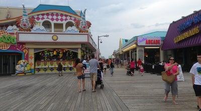 Photo of Beach Point Pleasant Beach Boardwalk at Ocean Ave, Point Pleasant Beach, NJ 08742, United States