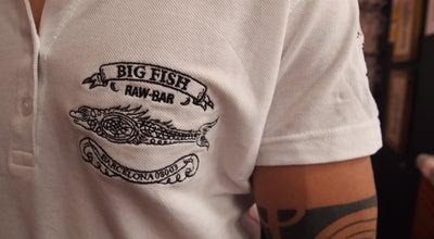 Photo of Sushi Restaurant Big Fish at Carrer Comercial, 9, Barcelona 08003, Spain