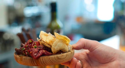 Photo of Mediterranean Restaurant Morito at 32 Exmouth Market, London EC1R 4QE, United Kingdom
