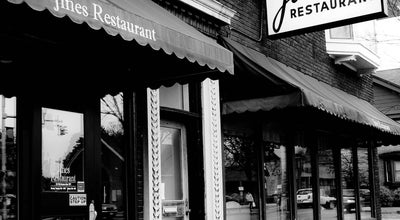 Photo of American Restaurant Jines Restaurant at 658 Park Ave, Rochester, NY 14607, United States