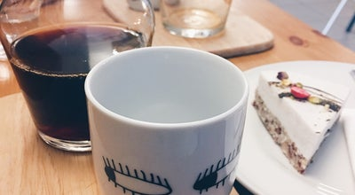 Photo of Coffee Shop WARMCUP at Erzsébet Krt. 39., Budapest 1077, Hungary