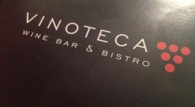 Photo of Wine Bar Vinoteca Wine Bar & Bistro at 1940 11th Street Nw, Washington, DC 20001, United States