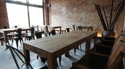 Photo of Japanese Restaurant Seoulkitchen at Warschauer Str. 46, Berlin 10243, Germany