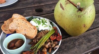 Photo of Vegetarian / Vegan Restaurant Shady Shack at Jl. Tanah Barak 53, Canggu 80361, Indonesia