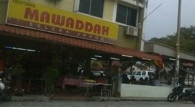 Photo of Malaysian Restaurant Restoran Mawaddah at Jalan Sukun 4/7, Shah Alam 40000, Malaysia