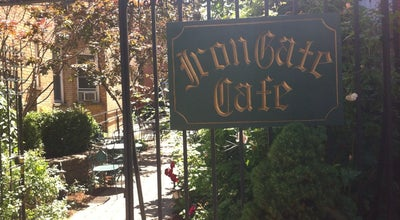 Photo of American Restaurant Iron Gate Cafe at 182 Washington Ave, Albany, NY 12210, United States
