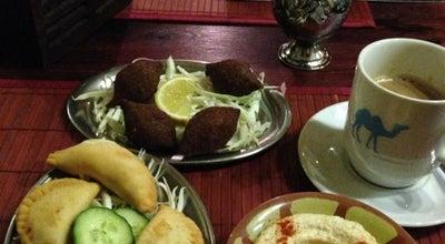Photo of Middle Eastern Restaurant Klub Cestovatelu at Masarykovo Nabrezhi 239/22, Prague 110 00, Czech Republic