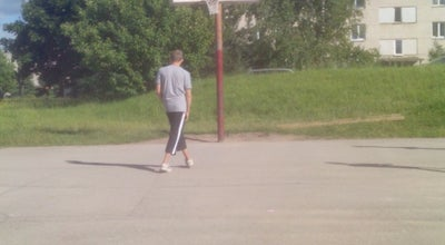 Photo of Basketball Court Korts at Latvia