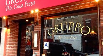 Photo of Italian Restaurant Pizza Gruppo at 98 Avenue B, New York, NY 10009, United States