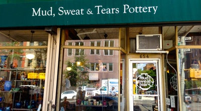 Photo of Other Venue Mud, Sweat & Tears Pottery at 654 10th Ave, New York, NY 10036, United States
