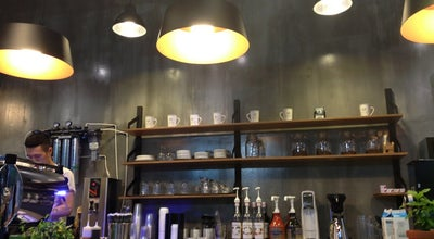 Photo of Coffee Shop ALEGRIA COFFEE ROASTERS at 분당구 판교역로 230, 성남시 463-400, South Korea