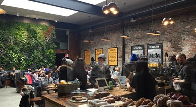 Photo of Cafe Devocion at 69 Grand St, Brooklyn, NY 11249, United States
