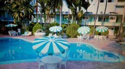 Photo of Tennis Court Canchas Park Hotel & Tennis Center at Costera Miguel Aleman, Acapulco, Mexico