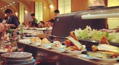 Photo of Japanese Restaurant Sushisen at Via Giuseppe Giulietti, 21a, Rome 00154, Italy